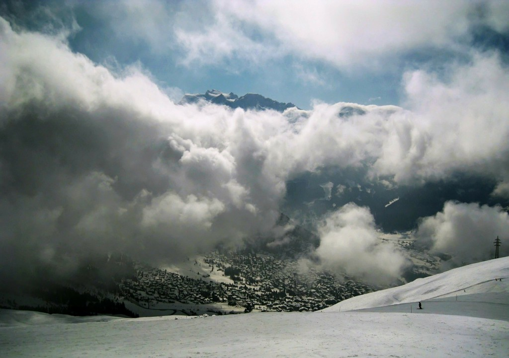 Nicht immer Extrem: Das wunderschöne Skigebiet von Verbier